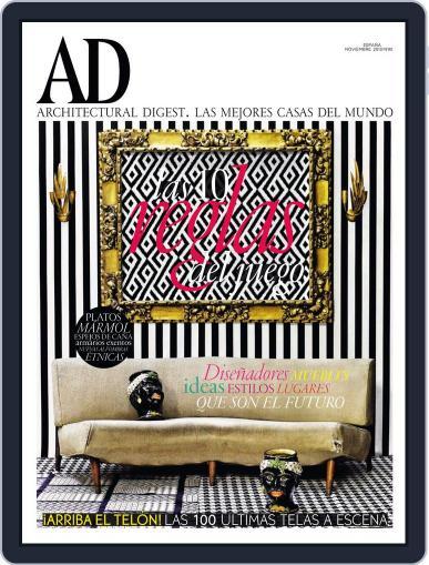 Ad España (Digital) October 23rd, 2013 Issue Cover