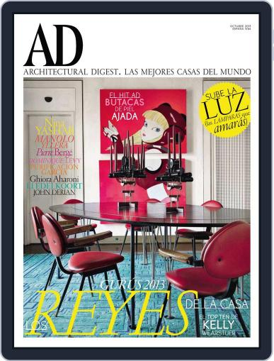 Ad España (Digital) September 23rd, 2013 Issue Cover
