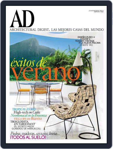 Ad España (Digital) June 21st, 2013 Issue Cover
