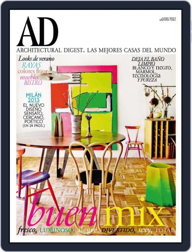 Ad España (Digital) May 31st, 2013 Issue Cover