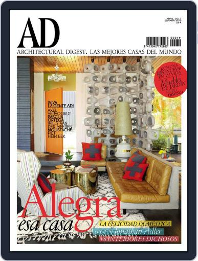 Ad España March 21st, 2013 Digital Back Issue Cover
