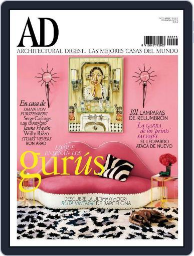 Ad España September 20th, 2012 Digital Back Issue Cover