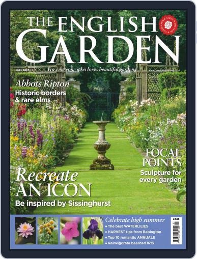 The English Garden (Digital) July 1st, 2020 Issue Cover