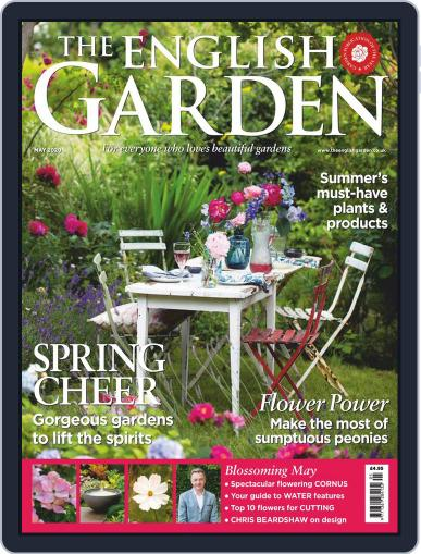 The English Garden (Digital) May 1st, 2020 Issue Cover