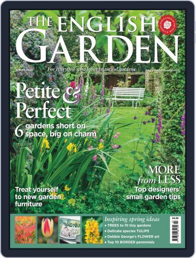 The English Garden (Digital) April 2nd, 2020 Issue Cover