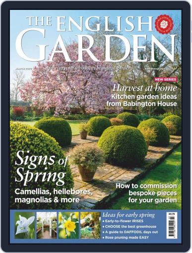 The English Garden March 1st, 2020 Digital Back Issue Cover