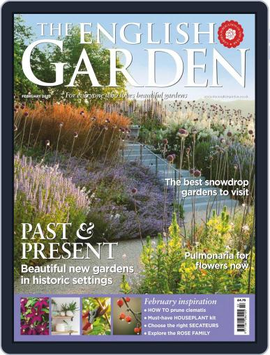 The English Garden (Digital) February 1st, 2020 Issue Cover
