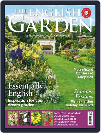 The English Garden (Digital) January 1st, 2020 Issue Cover