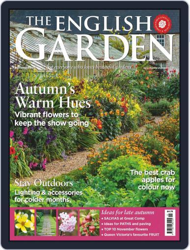 The English Garden November 1st, 2019 Digital Back Issue Cover