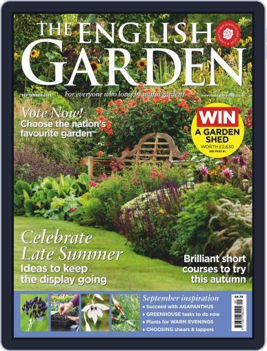 The English Garden (Digital) September 1st, 2019 Issue Cover