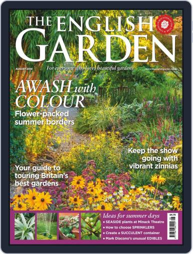 The English Garden (Digital) August 1st, 2019 Issue Cover