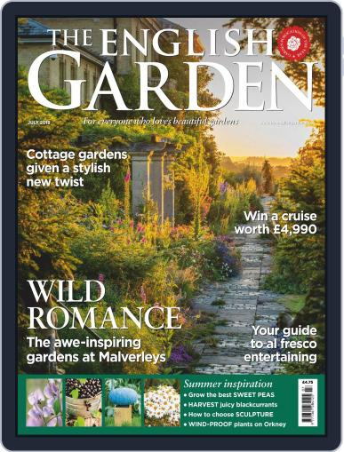 The English Garden (Digital) July 1st, 2019 Issue Cover
