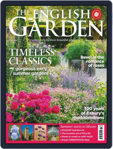 The English Garden (Digital) June 1st, 2019 Issue Cover