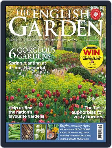 The English Garden (Digital) April 1st, 2019 Issue Cover