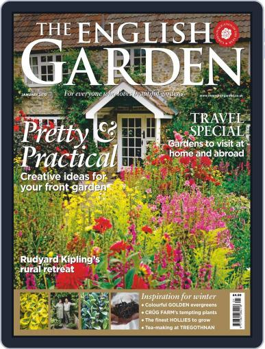 The English Garden (Digital) January 1st, 2019 Issue Cover