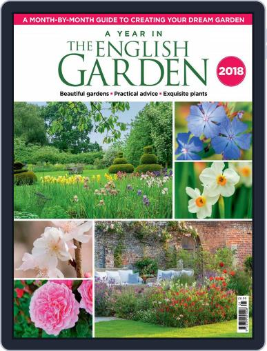 The English Garden (Digital) May 1st, 2018 Issue Cover