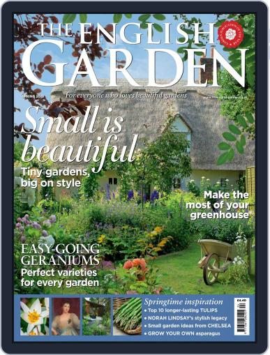 The English Garden April 2nd, 2018 Digital Back Issue Cover