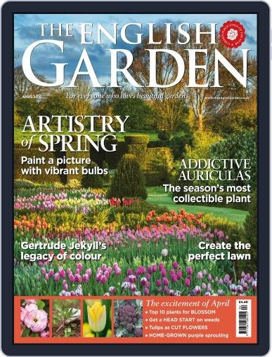 The English Garden (Digital) April 1st, 2018 Issue Cover