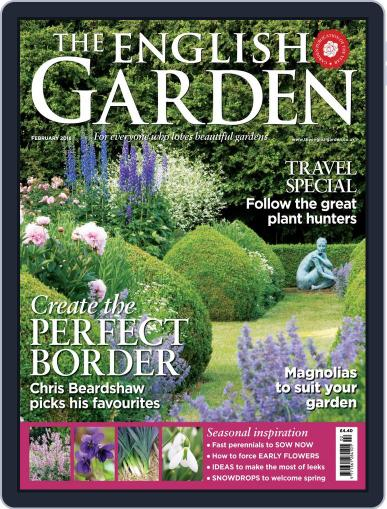The English Garden February 1st, 2018 Digital Back Issue Cover