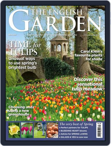 The English Garden April 1st, 2017 Digital Back Issue Cover