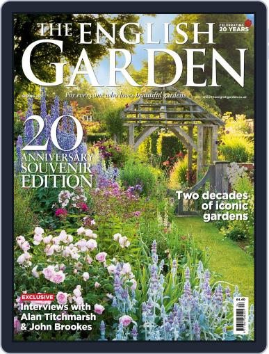 The English Garden (Digital) March 29th, 2017 Issue Cover