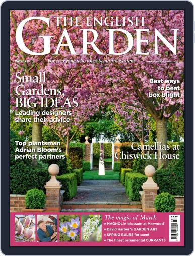 The English Garden March 1st, 2017 Digital Back Issue Cover