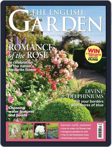 The English Garden (Digital) June 22nd, 2016 Issue Cover