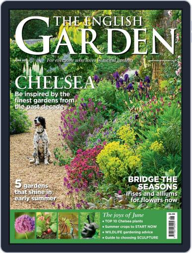 The English Garden (Digital) May 25th, 2016 Issue Cover