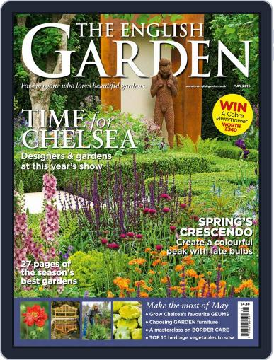 The English Garden (Digital) April 27th, 2016 Issue Cover