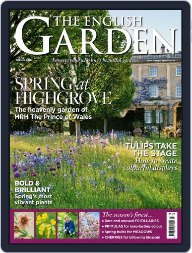 The English Garden (Digital) March 30th, 2016 Issue Cover
