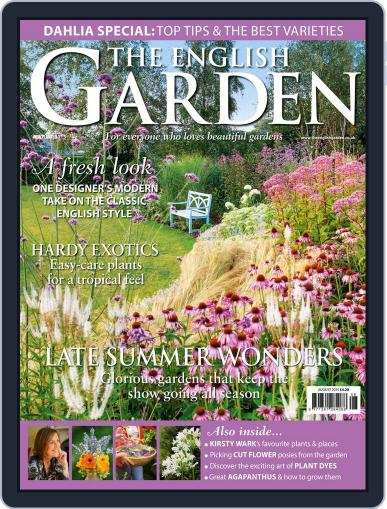 The English Garden (Digital) July 21st, 2015 Issue Cover