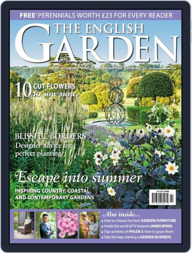 The English Garden (Digital) June 30th, 2015 Issue Cover