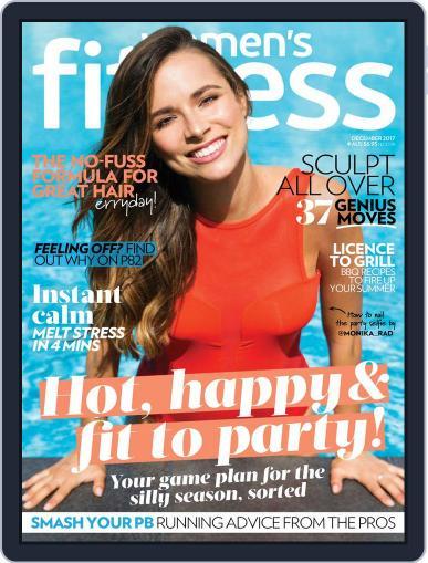 Women's Fitness Australia (Digital) December 1st, 2017 Issue Cover