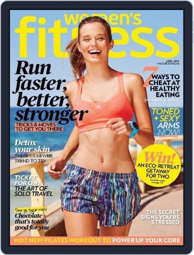 Women's Fitness Australia (Digital) March 31st, 2015 Issue Cover