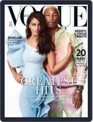 VOGUE India (Digital) Subscription April 1st, 2018 Issue