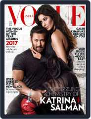 VOGUE India (Digital) Subscription December 1st, 2017 Issue