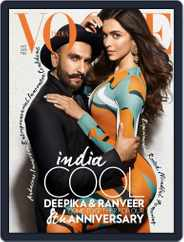 VOGUE India (Digital) Subscription October 1st, 2015 Issue