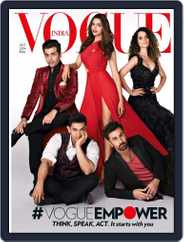 VOGUE India (Digital) Subscription October 6th, 2014 Issue