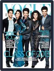 VOGUE India (Digital) Subscription October 31st, 2013 Issue
