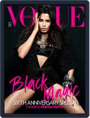 VOGUE India (Digital) Subscription October 4th, 2013 Issue