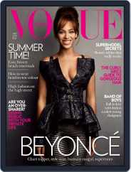 VOGUE India (Digital) Subscription April 29th, 2013 Issue