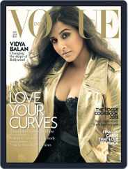 VOGUE India (Digital) Subscription January 2nd, 2013 Issue