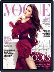 VOGUE India (Digital) Subscription September 1st, 2012 Issue