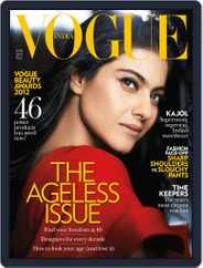 VOGUE India (Digital) Subscription August 1st, 2012 Issue
