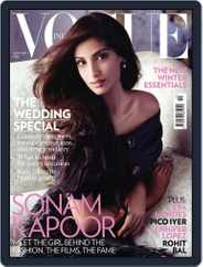VOGUE India (Digital) Subscription November 1st, 2011 Issue