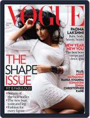 VOGUE India (Digital) Subscription January 1st, 2011 Issue