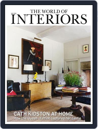 The World of Interiors May 1st, 2020 Digital Back Issue Cover