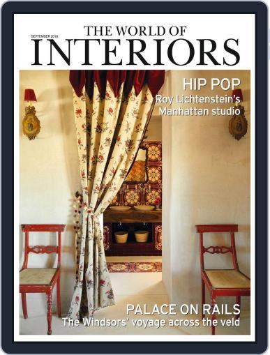 The World of Interiors September 1st, 2019 Digital Back Issue Cover