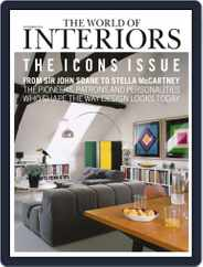 The World of Interiors (Digital) Subscription December 1st, 2018 Issue