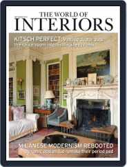 The World of Interiors (Digital) Subscription September 1st, 2018 Issue